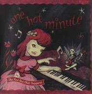 RED HOT CHILI PEPPERS - ONE HOT MINUTE VINYL