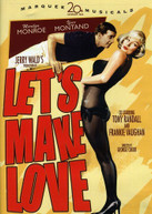 LET'S MAKE LOVE (WS) DVD