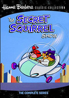 SECRET SQUIRREL SHOW (3PC) (MOD) DVD