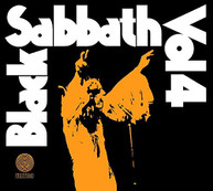 BLACK SABBATH - VOL 4 (UK) VINYL