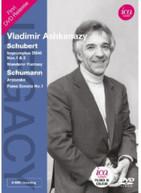 SCHUBERT VLADIMIR ASHKENAZY - VLADIMIR ASHKENAZY DVD