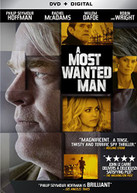 MOST WANTED MAN DVD