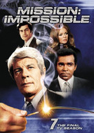 MISSION IMPOSSIBLE: FINAL TV SEASON (6PC) DVD