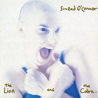 SINEAD O'CONNOR - LION & THE COBRA (IMPORT) VINYL