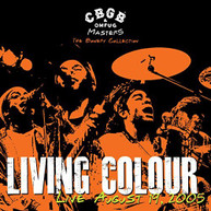 LIVING COLOUR - CBGB OMFUG MASTERS: AUGUST 19 2005 BOWERY VINYL