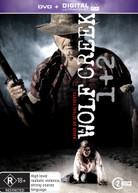 WOLF CREEK 1 / WOLF CREEK 2 (DVD/UV) (2005) DVD