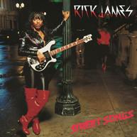 RICK JAMES - STREET SONGS VINYL