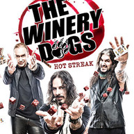 WINERY DOGS - HOT STREAK VINYL