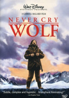 NEVER CRY WOLF DVD