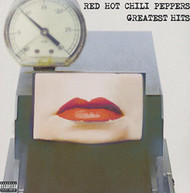 RED HOT CHILI PEPPERS - GREATEST HITS VINYL