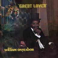 WILLIAM ONYEABOR - GREAT LOVER VINYL