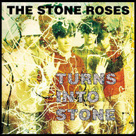 STONE ROSES - TURNS INTO STONE (IMPORT) VINYL