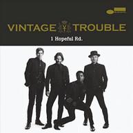 VINTAGE TROUBLE - 1 HOPEFUL RD VINYL