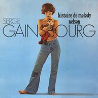 SERGE GAINSBOURG - HISTOIRE DE MELODY NELSON (LTD) (180GM) VINYL