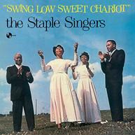 STAPLE SINGERS - SWING LOW SWEET CHARIOT + 2 BONUS TRACKS (180GM) VINYL