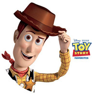 TOY STORY FAVOURITES (PICTURE DISC) (DISC) SOUNDTRACK (UK) VINYL