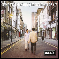 OASIS - (WHATS) (THE) (STORY) MORNING GLORY (W/CD) VINYL