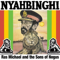 RAS MICHAEL & THE SONS OF NEGUS - NYAHBINGHI VINYL