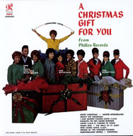 PHIL SPECTOR - CHRISTMAS GIFT FOR YOU (180GM) VINYL