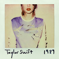 TAYLOR SWIFT - 1989 (INTERNATIONAL STANDARD) VINYL