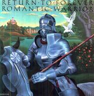 RETURN TO FOREVER - ROMANTIC WARRIOR (180GM) VINYL