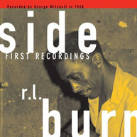 R.L. BURNSIDE - FIRST RECORDINGS VINYL