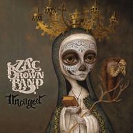 ZAC BROWN - UNCAGED VINYL