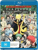 ASSASSINATION CLASSROOM PART 1: EPS 1 -11 (2PC) - BLURAY