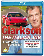 CLARKSON THE ITALIAN JOB (3PC) BLURAY