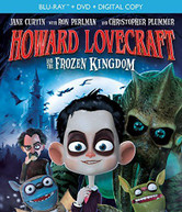 HOWARD LOVECRAFT & THE FROZEN KINGDOM (2PC) (WS) BLURAY