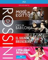 ROSSINI / ORCHESTRA &  CHORUS OF THE TEATRO - ROSSINI FESTIVAL BLURAY