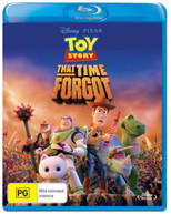 TOY STORY: THAT TIME FORGOT BLURAY