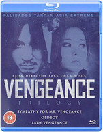 VENGEANCE TRILOGY BOXSET (UK) BLU-RAY