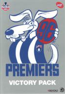 AFL PREMIERS: 1996 NORTH MELBOURNE - VICTORY PACK (1996) DVD