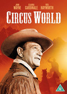 CIRCUS WORLD (UK) DVD