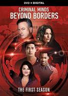 CRIMINAL MINDS: BEYOND BORDERS - SEASON ONE (4PC) DVD