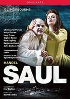 G. HANDEL / ALISON / PURVES / DAVIES  BURY - HANDEL: SAUL DVD