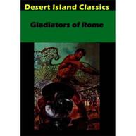 GLADIATORS OF ROME (MOD) DVD