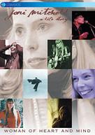 JONI MITCHELL - WOMAN OF HEART & MIND (UK) DVD