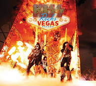 KISS - KISS ROCKS VEGAS (2PC) (W/CD) DVD