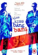 KISS KISS BANG BANG (UK) DVD