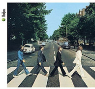 BEATLES - ABBEY ROAD (IMPORT) CD