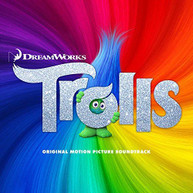 DREAMWORKS ANIMATIONS'S TROLLS / SOUNDTRACK CD