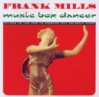 FRANK MILLS - MUSIC BOX DANCER (UK) CD