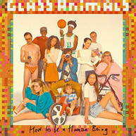 GLASS ANIMALS - HOW TO BE A HUMAN BEING (DIGIPAK) CD