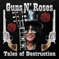 GUNS N ROSES - TALES OF DESTRUCTION CD