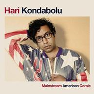 HARI KONDABOLU - MAINSTREAM AMERICAN COMIC CD