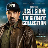 JESSE STONE: THE ULTIMATE COLLECTION / SOUNDTRACK CD