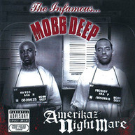 MOBB DEEP - AMERIKAZ NIGHTMARE (IMPORT) CD