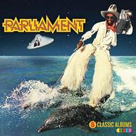 PARLIAMENT - 5 CLASSIC ALBUMS (UK) CD